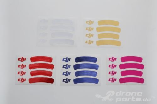 DJI Phantom 3 Sticker Set - Ersatzteil 43