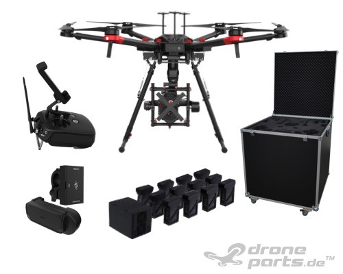 DJI Matrice 600 PRO & DJI Ronin-MX | RTF | Ready-to-fly KIT
