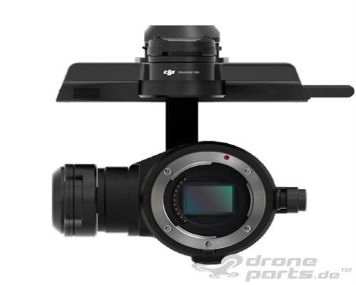 VORBESTELLUNG: DJI Zenmuse X5R / X5 RAW (Gimbal, Kamerabody ohne Objektiv)