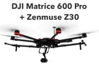 DJI Z30 Kamera | DJI Matrice 600 PRO Bundle