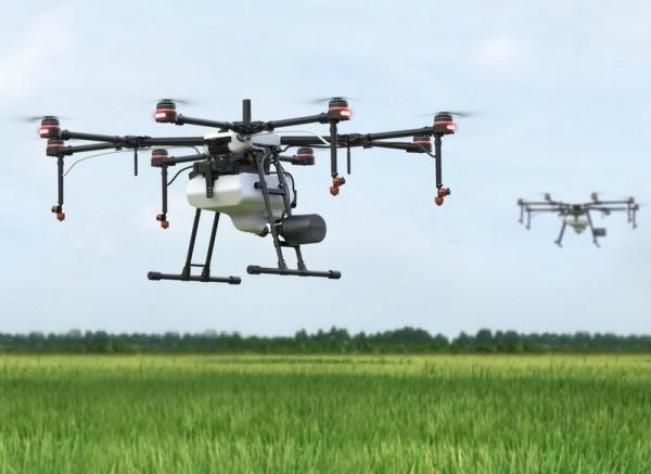 DJI Agras MG-1P - Octocopter für die Landwirtschaft