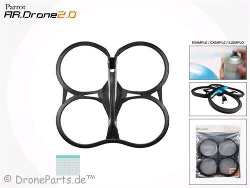 AR.Drone 2.0 Personalisierungspack – Indoor Hülle, NEU!