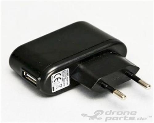 Yuneec Typhoon Q500 100-240V auf 5V DC USB Adapter EU-Stecker
