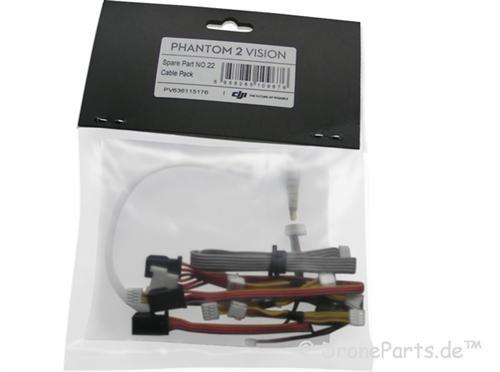 DJI Phantom 2 Vision Kabel Set - Ersatzteil 22