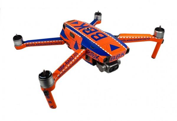 DJI Mavic 2 Enterprise | Drohnen-Folien-Set BBK