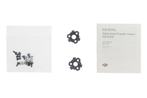 DJI Snail | Quick-release Propeller Adapter (1xCW+1xCCW)