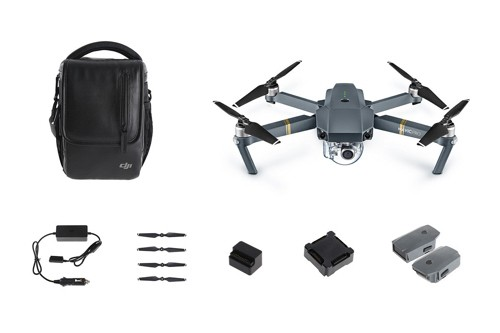 DJI Mavic Pro Combo - droneparts Bundle