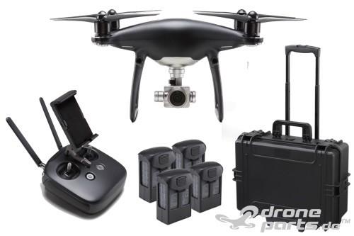 DJI Phantom 4 Pro Obsidian - Gutachter & Vermesser Paket