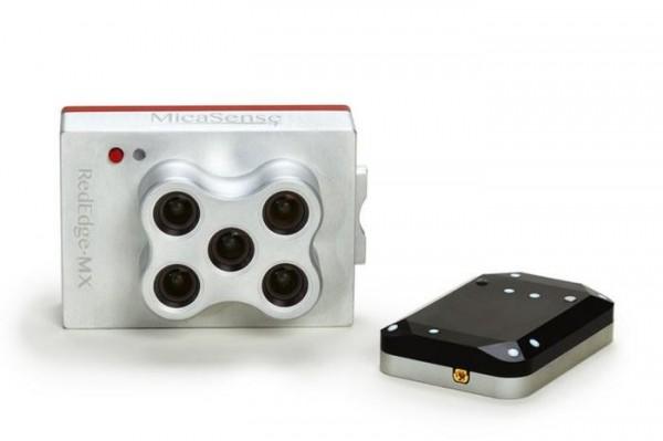 MicaSense RedEdge-MX Kit (Standalone) | Multispektral-Kamera