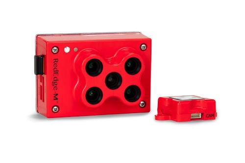 MicaSense RedEdge-M Multispektral Kamera