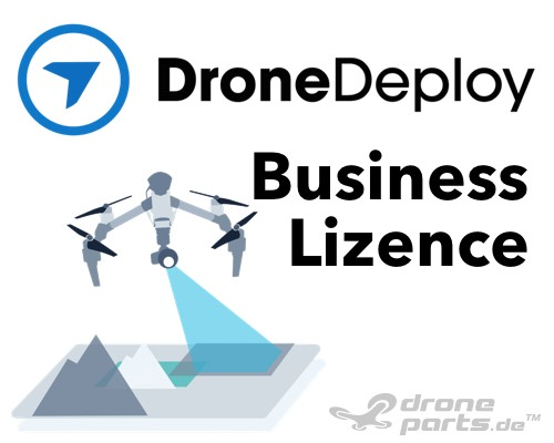 DroneDeploy Business Lizenz