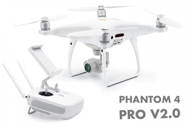 DJI Phantom 4 Pro V2.0 (ohne Display)