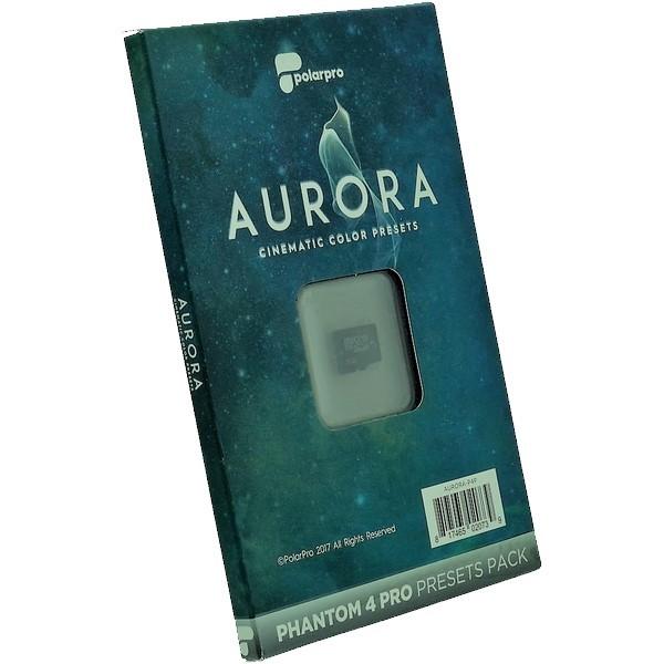 PolarPro | Aurora Cinematische Farbprofile für Phantom 4 Pro