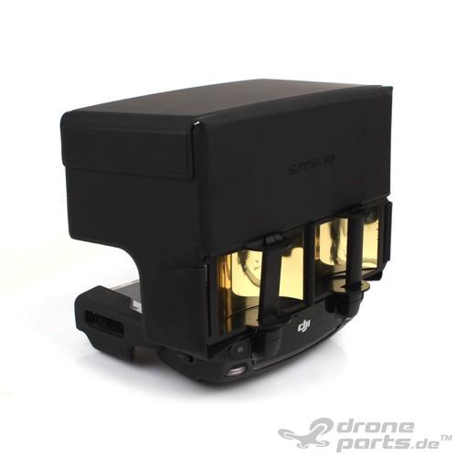 DJI Spark / Mavic Pro | Sonnenschutz + Range Booster