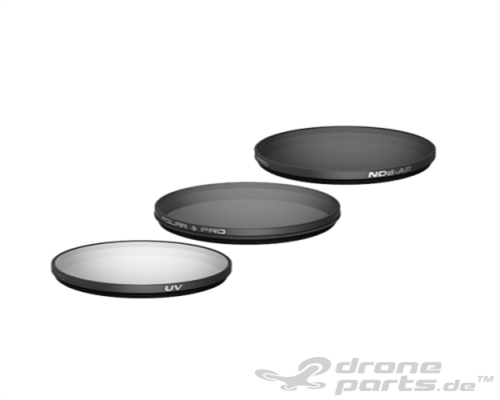 DJI Zenmuse X5 Polarpro Filter 3-Pack (UV, CP, ND8)