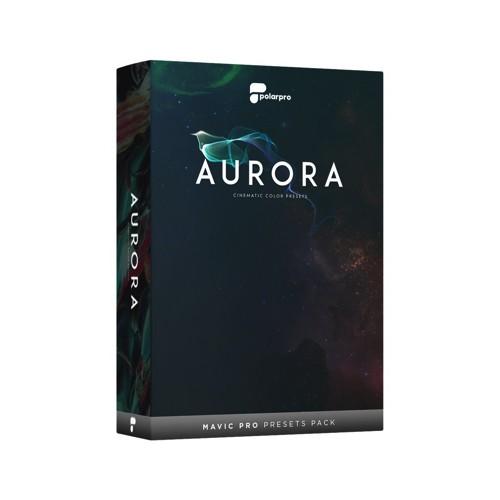 PolarPro | Aurora Cinematische Farbprofile für Mavic Pro