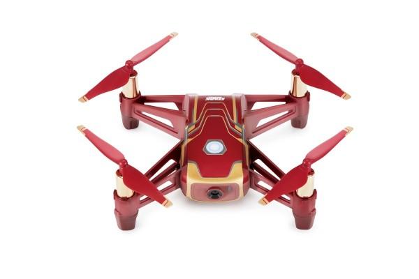 Tello IRON MAN Edition   Mini-Drohne