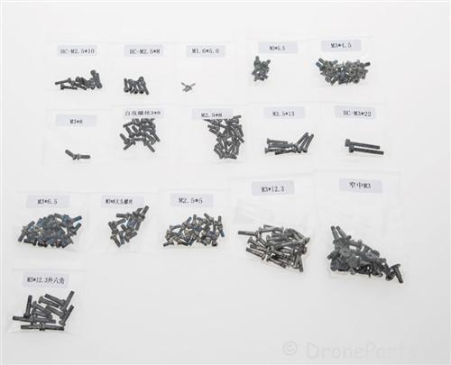 DJI S900 Schraubenpack / Screw Pack - Ersatzteil 28