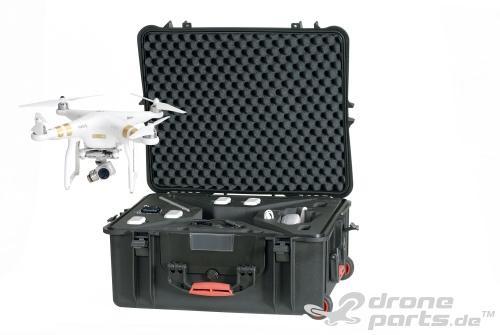 DJI Phantom 3 Design PROFI-Kunststoffkoffer / Case