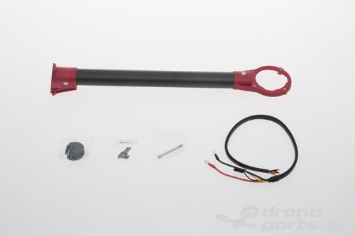 DJI S1000+ Rahmen Arm CW-Rot - Ersatzteil 40