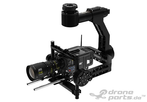Gremsy T45 | Professional Filmmakers 3-Achs Gimbal / Stabilisierungssystem