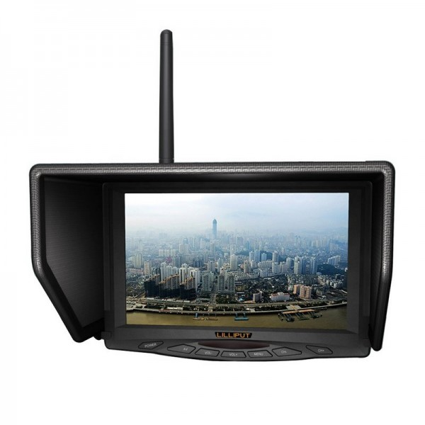 SALE: Lilliput D329 - FPV Monitor Single 5.8 GHz Receiver | B-Ware
