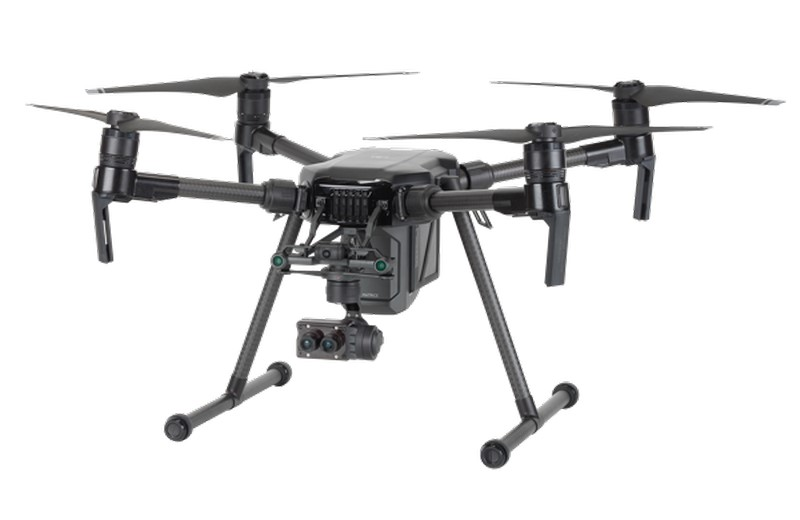 DJI Payload SDK for SkyPort Gimbal Adpater   Matrice 200 accessoires