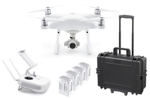 DJI Phantom 4 Pro - Gutachter & Vermesser Paket