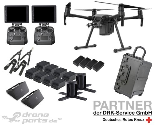 DJI Matrice 210 - Search & Rescue DRK Bundle