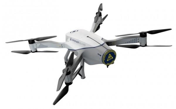 AZUR DRONES Skeyetech
