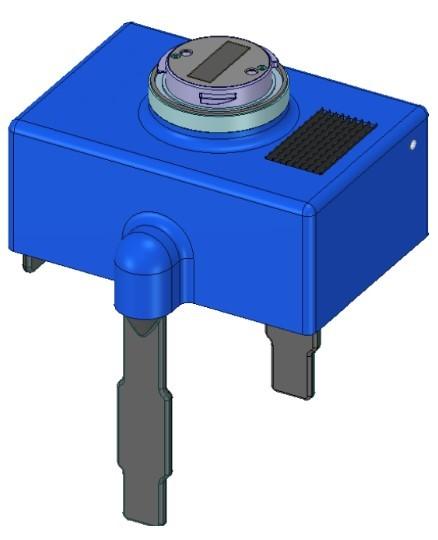 DJI Matrice 200 Serie V2   Videosender - COFDM BOS radio platform