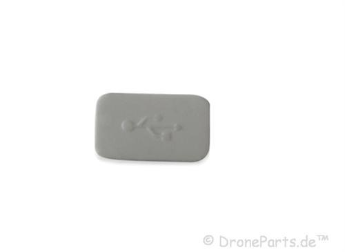 DJI Phantom 2 / Phantom 2 Vision USB Port Abdeckung - Ersatzteil 24