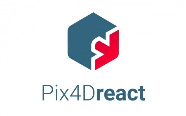 Pix4Dreact | unbefristete Lizenz für 1 Gerät