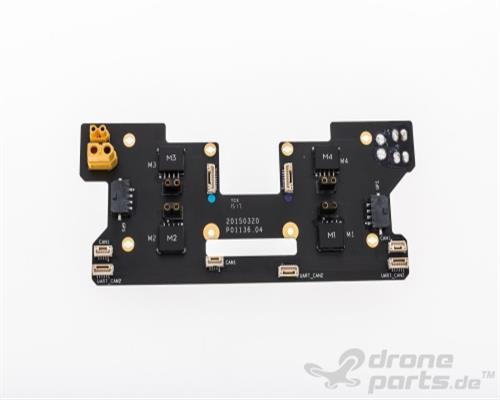 DJI Matrice 100 Central Board Adapter Plate - Ersatzteil 25