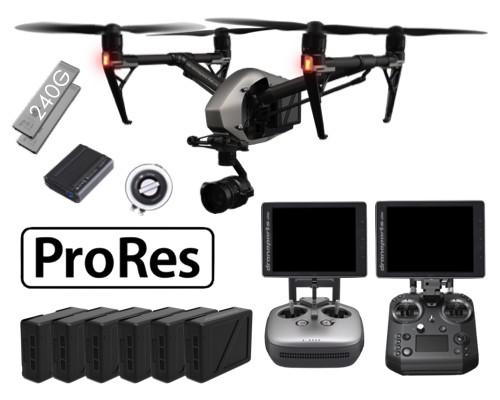Inspire 2 Professional Set