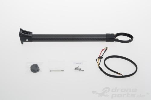 DJI S1000+ Rahmen Arm CW-Schwarz - Ersatzteil 39