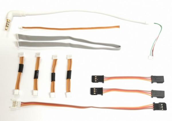 SALE: DJI Kabelset | verschiedene Kabel - Servo / JST