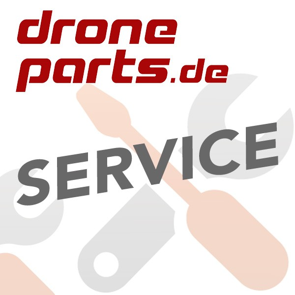 DJI Phantom ZENMUSE und MC Board Installationsservice