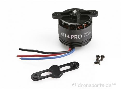 DJI S1000 4114 Motor (schwarze Propellerabdeckung) - Ersatzteil 54