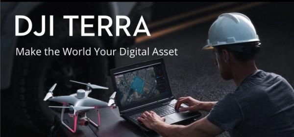 DJI Terra Pro | Jahreslizenz