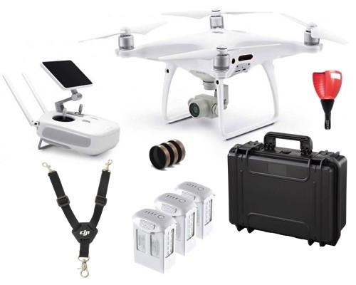 DJI Phantom 4 Pro Plus - Producer Profi Paket