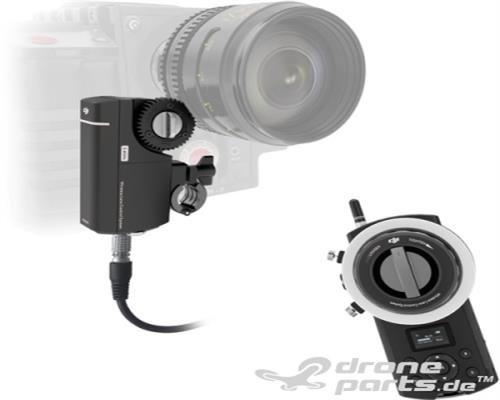DJI Focus - Drahtloses Fokus-System mit Motor