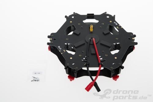 DJI S900 Center Frame - Ersatzteil 13