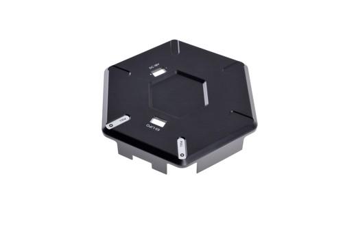 DJI Matrice 600   untere Center Frame Platte   Ersatzteil 44