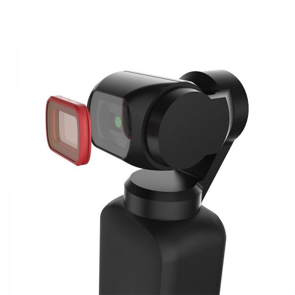 PGYTECH | DJI OSMO Pocket 4er Filter-Set (ND8/PL, ND16/PL, ND32/PL, ND64/PL)