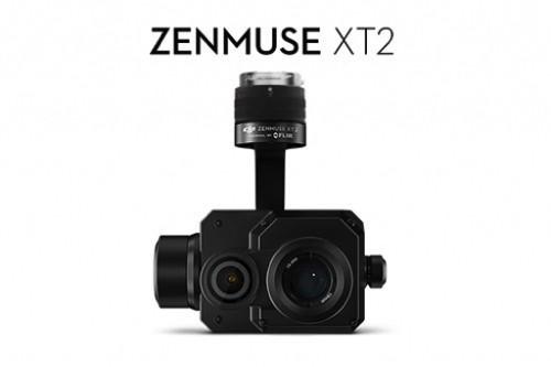 DJI Zenmuse XT2 640 30Hz 25mm - radiometrische Wärmebildkamera