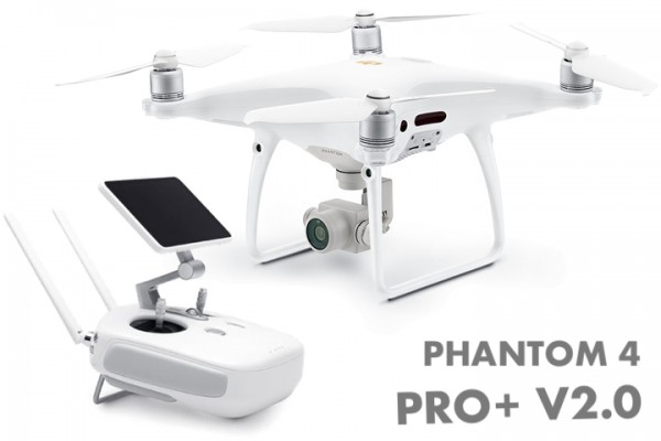 DJI Phantom 4 Pro+ V2.0 (mit 5,5 Zoll Display)