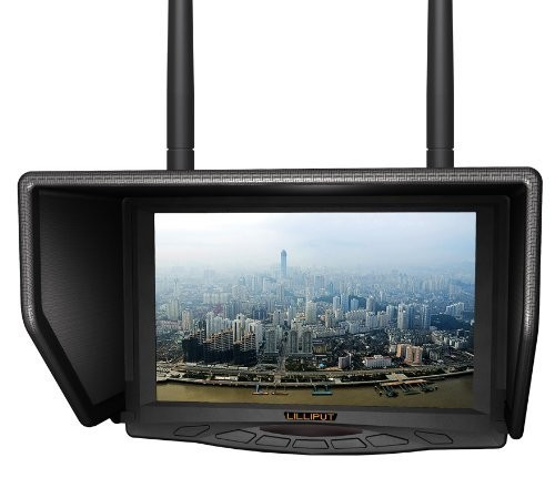 Sale: Lilliput DW329 - FPV Monitor Dual 5.8 GHz Receiver | B-Ware