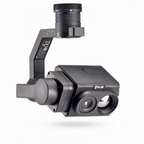 FLIR Vue TZ20 - 5-fach optischer Zoom / Dual Boson 640x512 / 30Hz