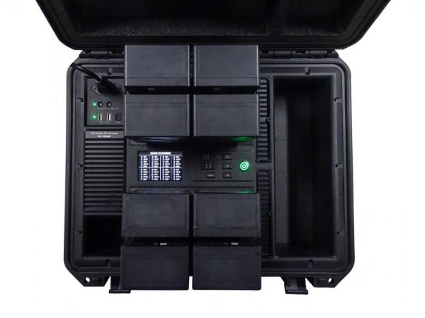 DJI Akku TB55 / TB50 | Schnellladestation für 8x TB55 / TB50